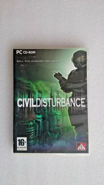 Civil Disturbance PC (2002)